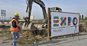 Ancora in alto mare i cantieri per Expo 2015