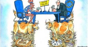 Sanità, lavoro e ambiente devono restare fuori dal trattato TTIP