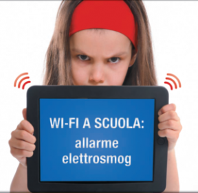Stop al Wi-Fi nelle scuole