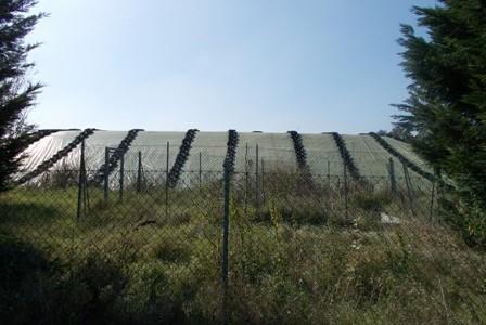 La discarica ex Razzaboni a San Giovanni in Persiceto (Bo)