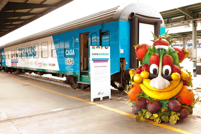 La Regione ha pagato 870mila euro il nuovo treno per Expo Milano