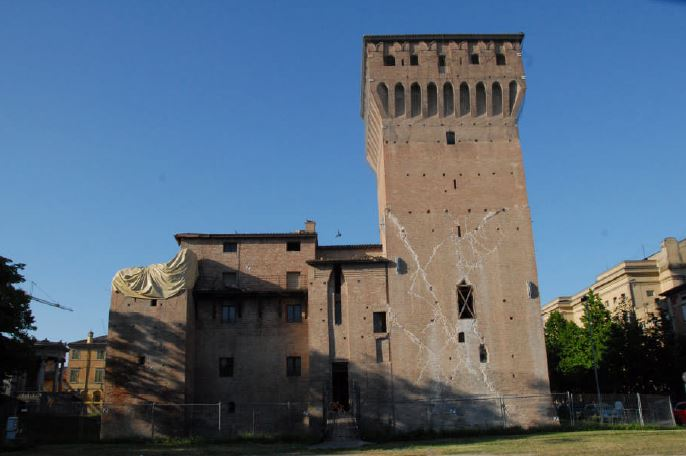 Il Castello Estense a San Felice sul Panaro