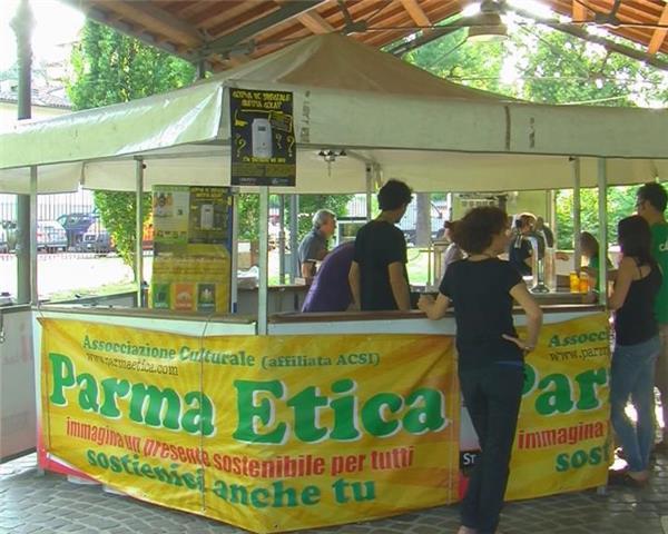 La manifestazione si terrà a Parma dal 12 al 14 giugno