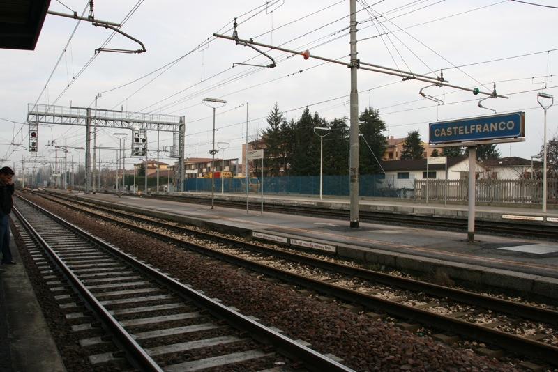 Dal 15b giugno il servizio biglietteria della stazione di Castelfranco Emilia verrà sospeso