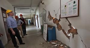 I lavoratori sono stati assunti per fronteggiare l'emergenza post sisma