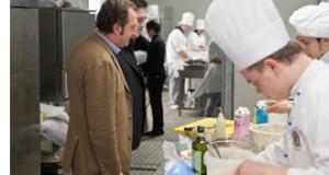 I ristoranti e gli alberghi didattici sono un'esperienza molto diffusa in Europa.