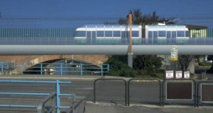 Il progetto del Trc a Rimini