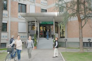 Villa Fiorita, sede del distretto sanitario di Sassuolo